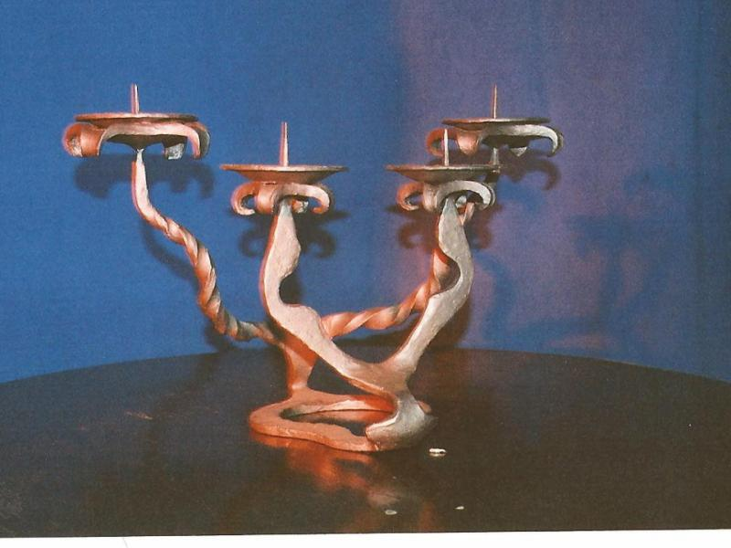 Candlesticks, lighting